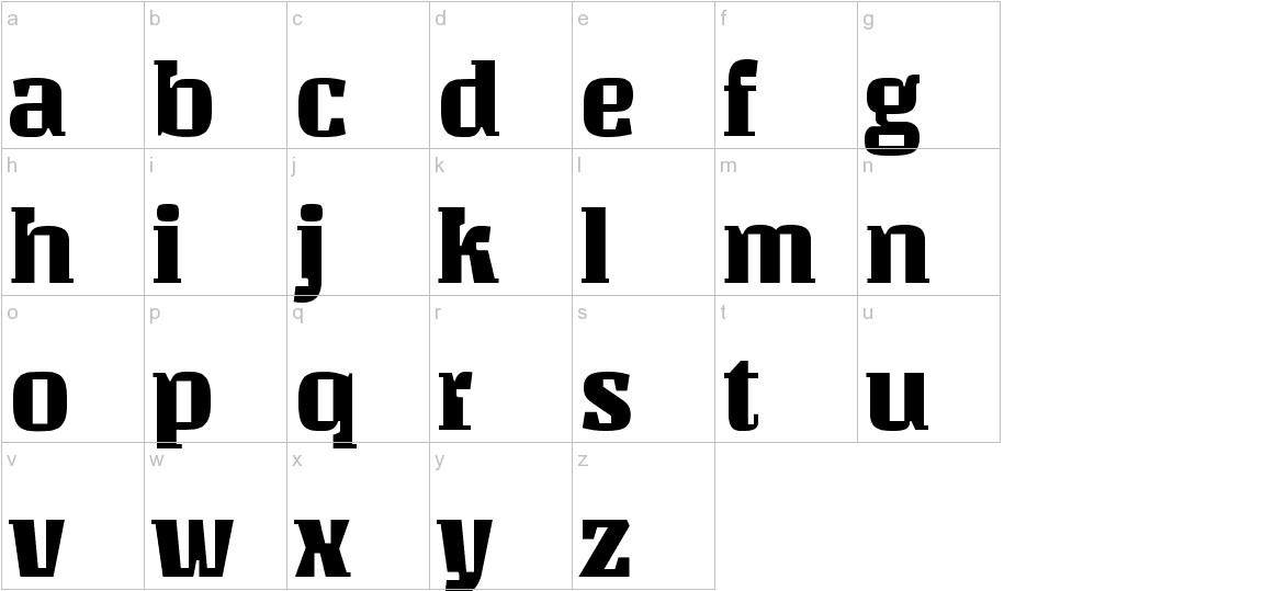 Unlock lowercase