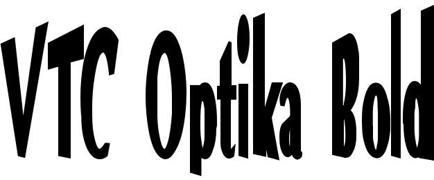 VTC Optika Bold