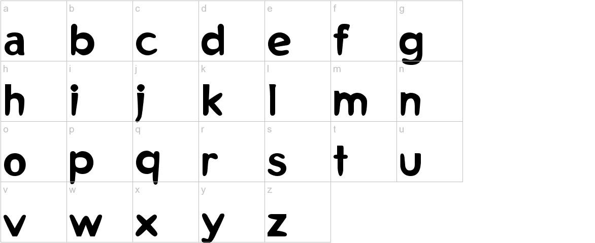 RayGun lowercase