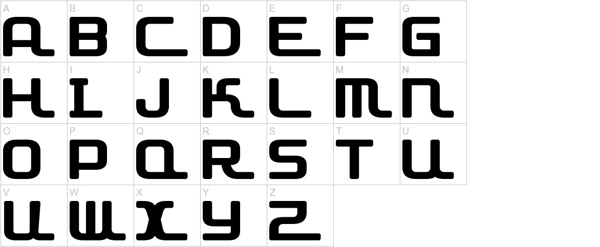D3 Roadsterism uppercase