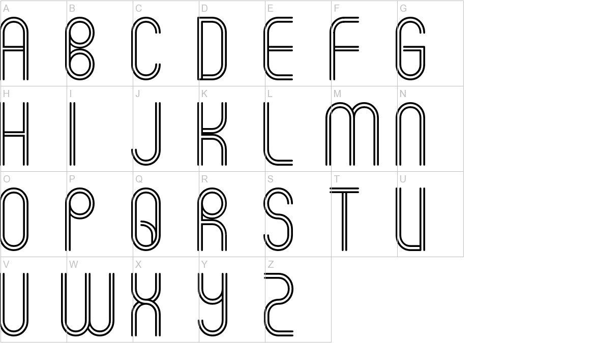 Root uppercase