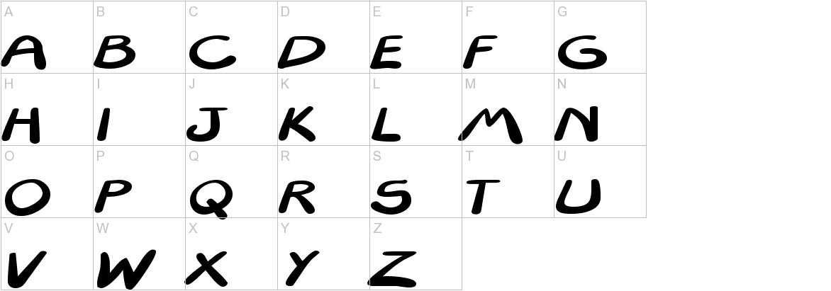 Textapoint uppercase