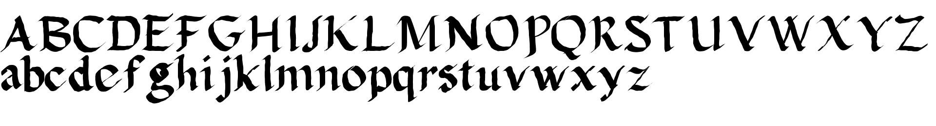 Calligraphy New