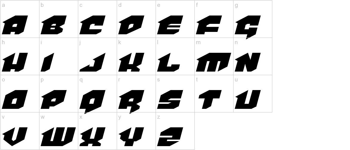 VanHelsing lowercase