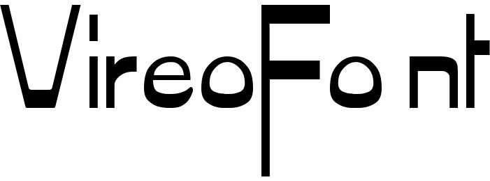 VireoFont