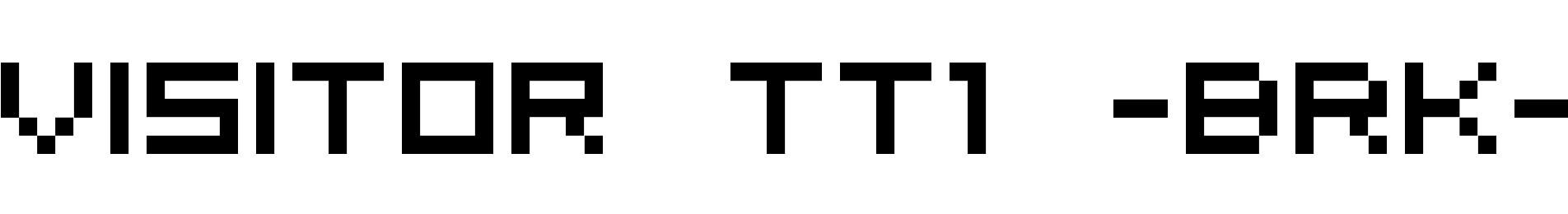 Visitor TT1 -BRK-
