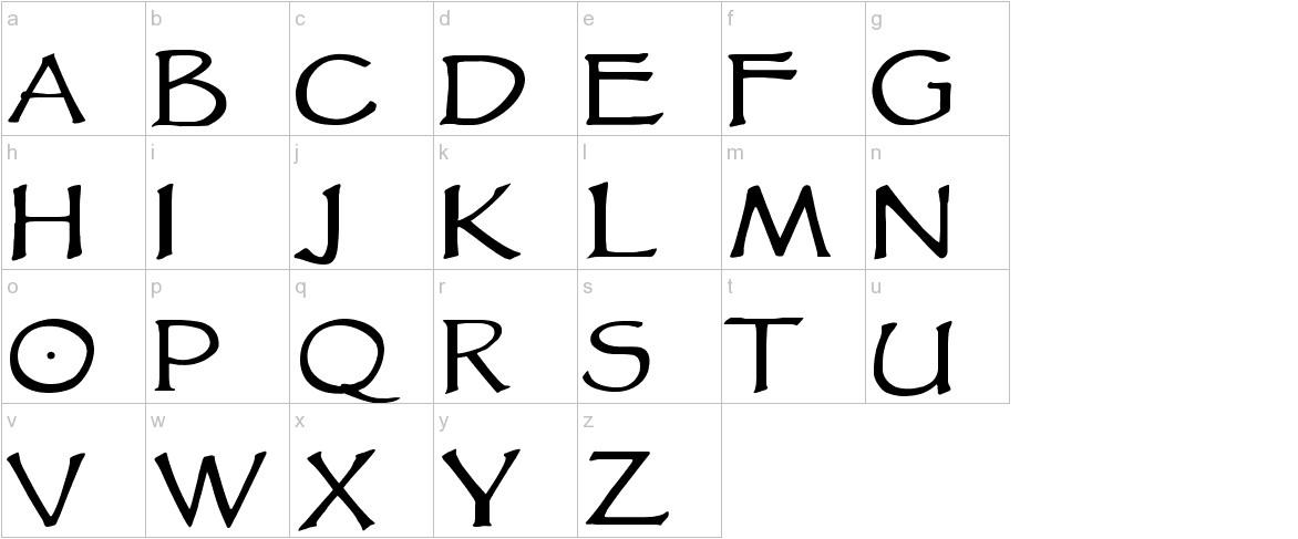 VTCGoblinHand lowercase