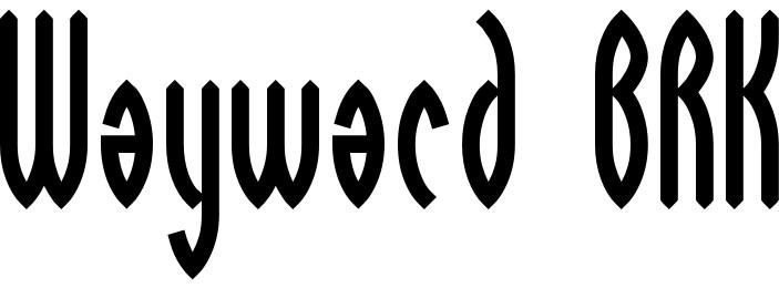 Wayward BRK