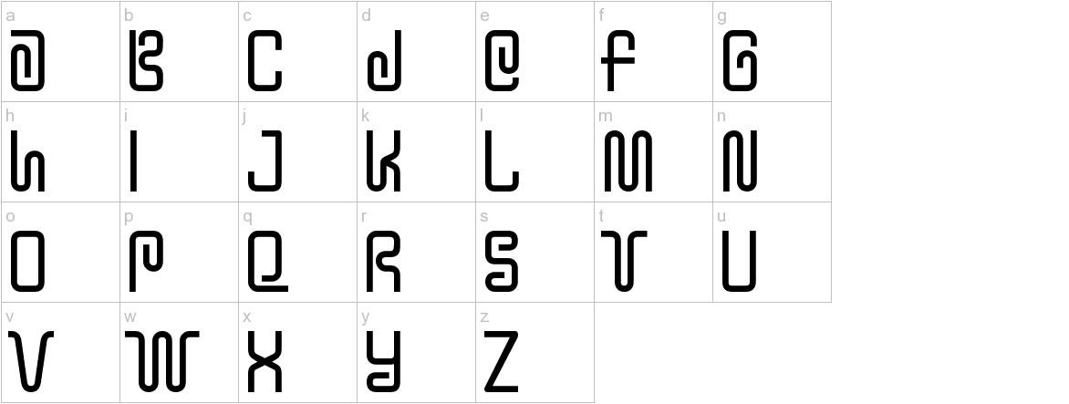 !Y2KBUG lowercase