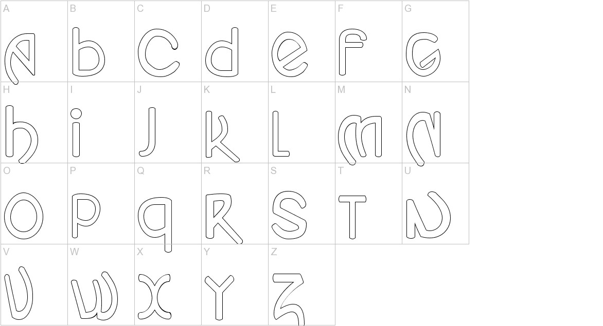 yes:timeword uppercase