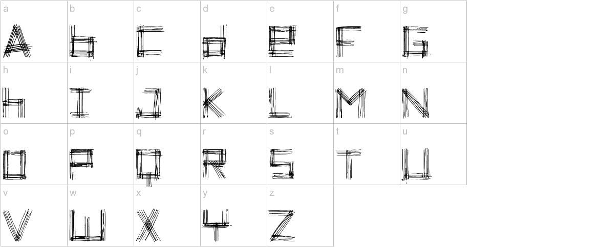 zoe the zebra lowercase