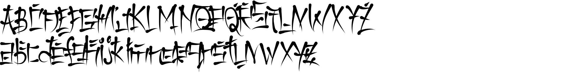 Keetano Katakana Roman