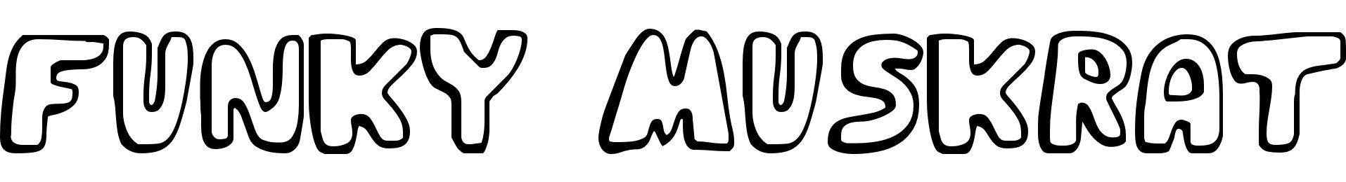 Funky Muskrat
