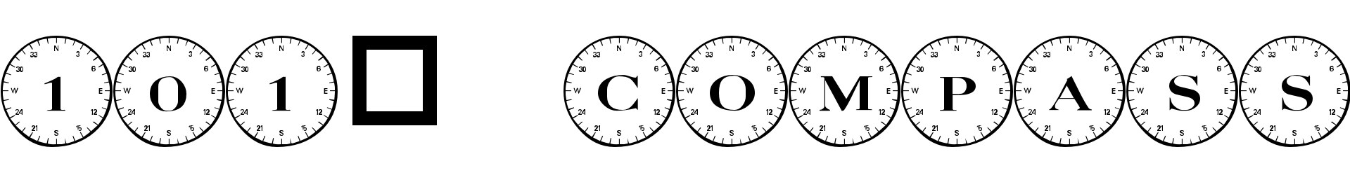101! Compass