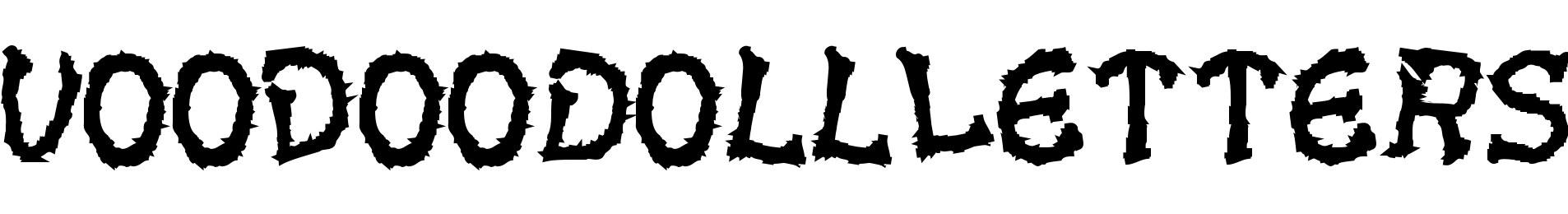 VoodooDollLetters