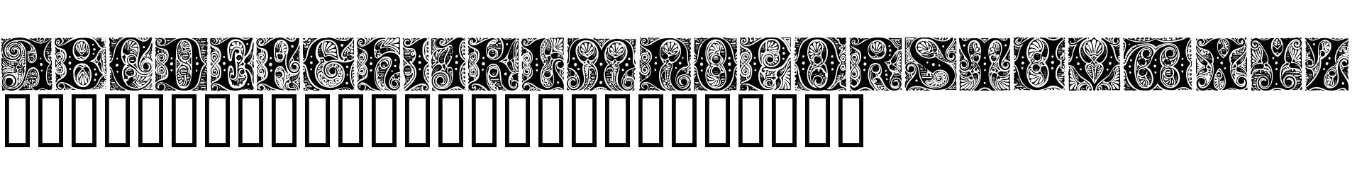 Cheshire Initials