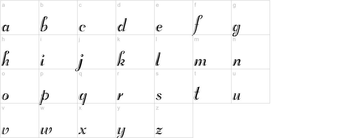Rechtman Plain lowercase