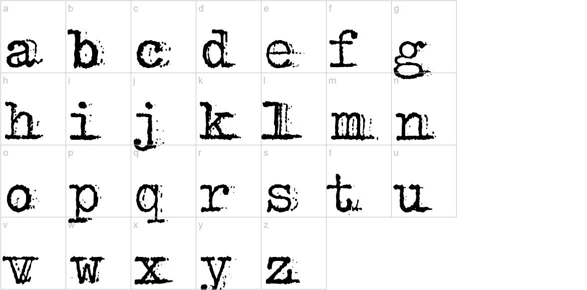 bulkyRefuse Type Normal lowercase