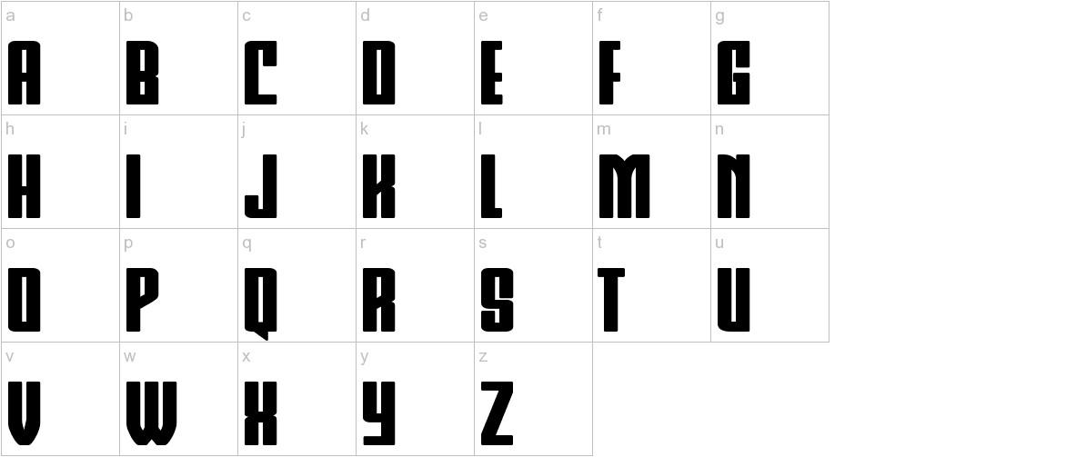Komikahuna lowercase