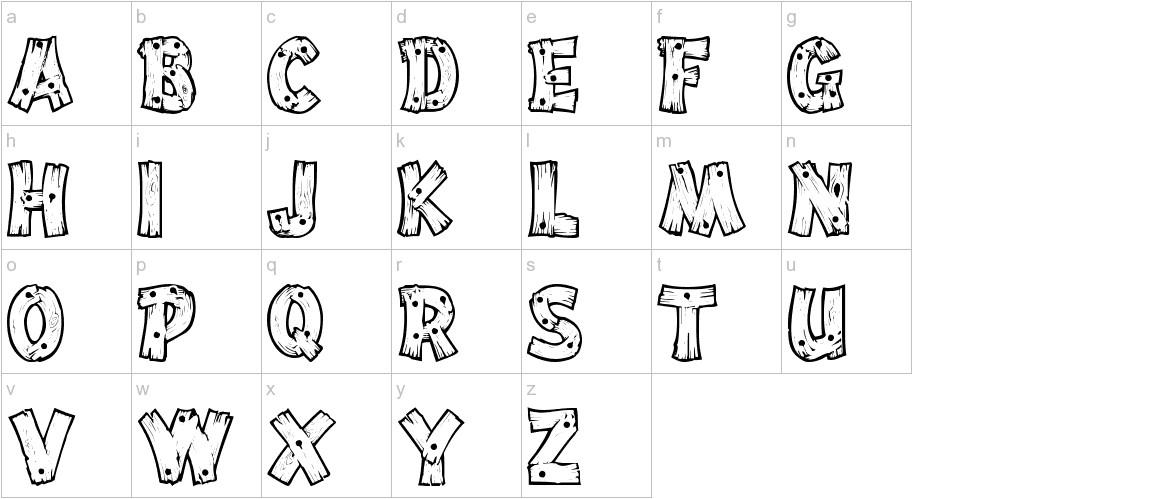 DriftType lowercase