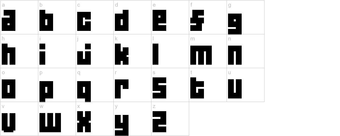 04b_19 lowercase