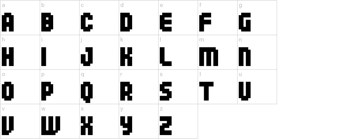 04b_25 lowercase