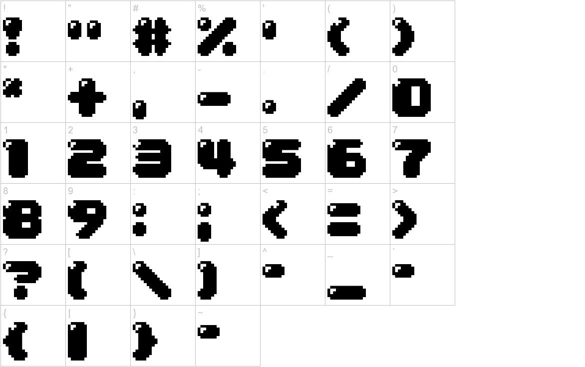 04b 30 characters