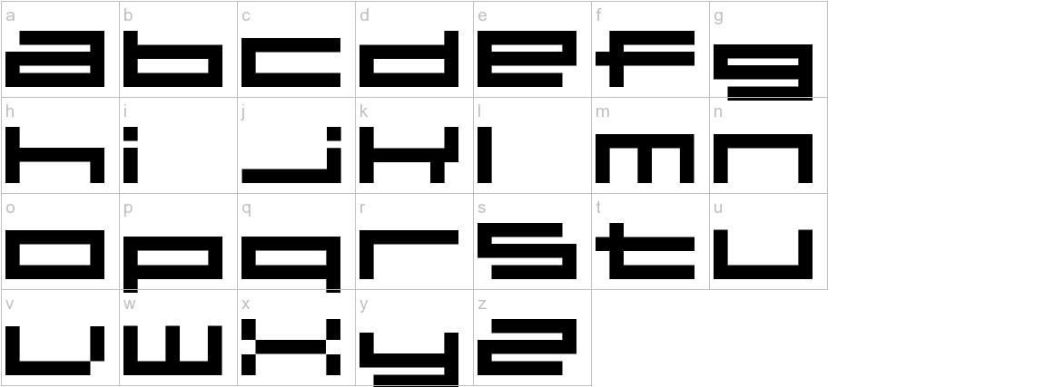 04b 31 lowercase