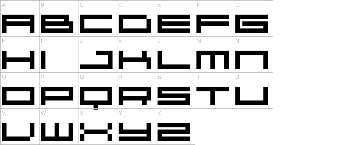 04b 31 uppercase