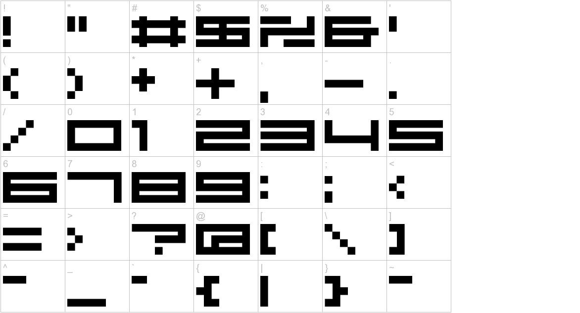 04b 31 characters