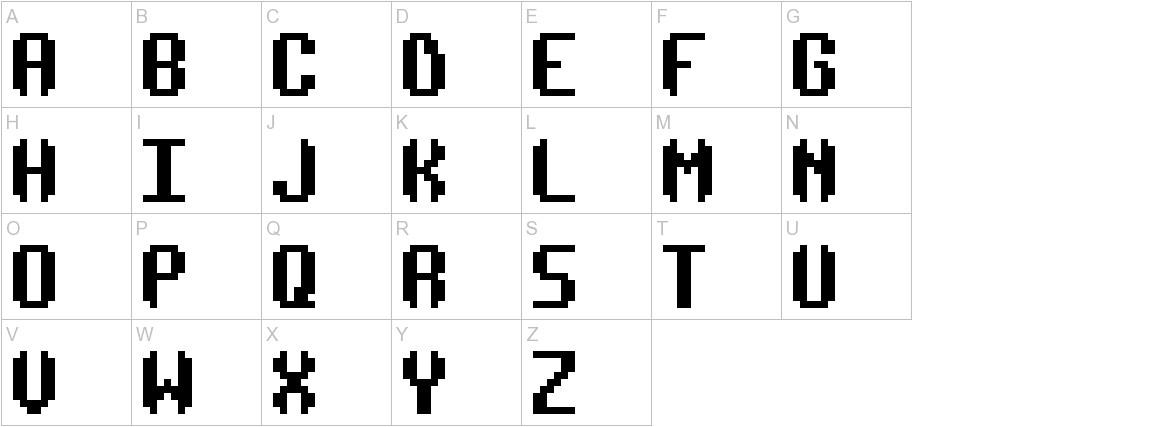 Æ Systematic TT -BRK- uppercase