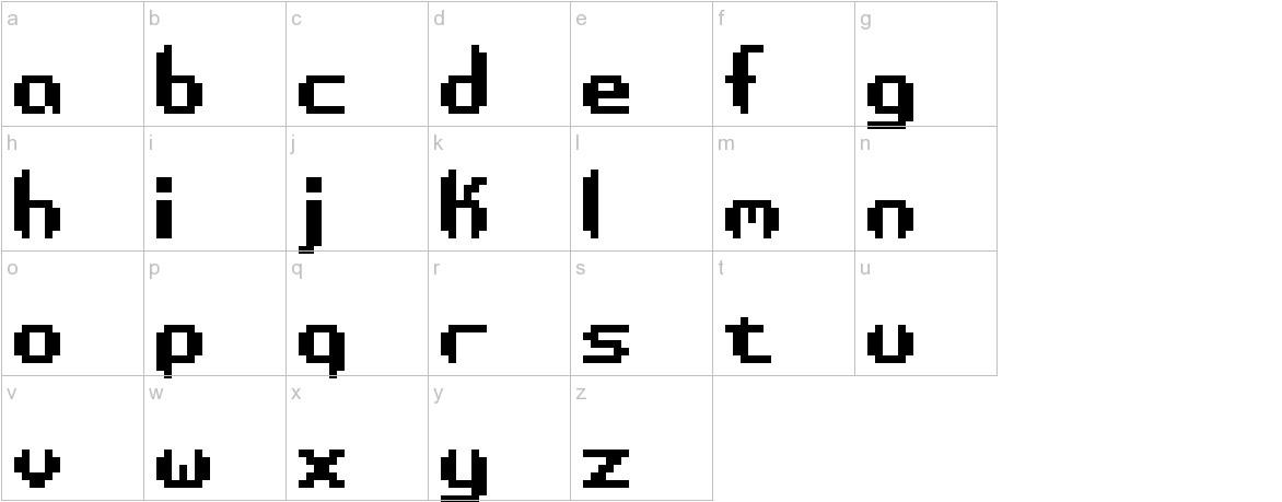 Æ Systematic TT -BRK- lowercase