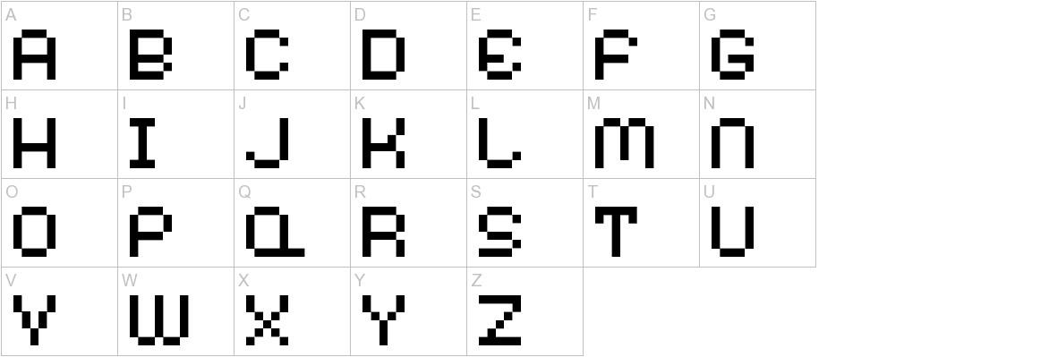 AuX DotBitC Xtra uppercase