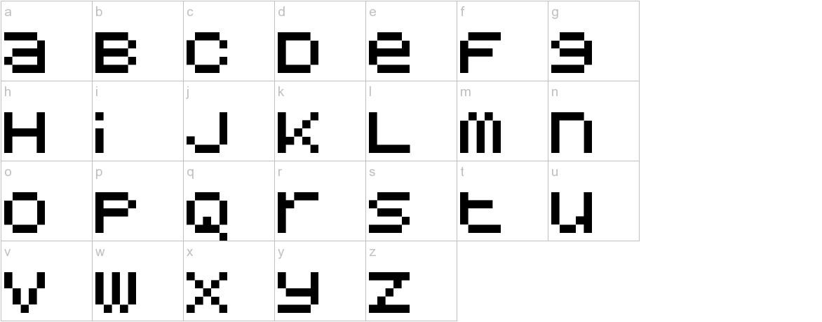 BitDust One lowercase