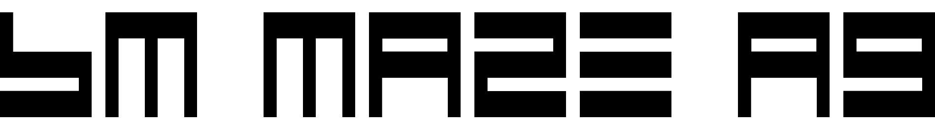 BM maze A9