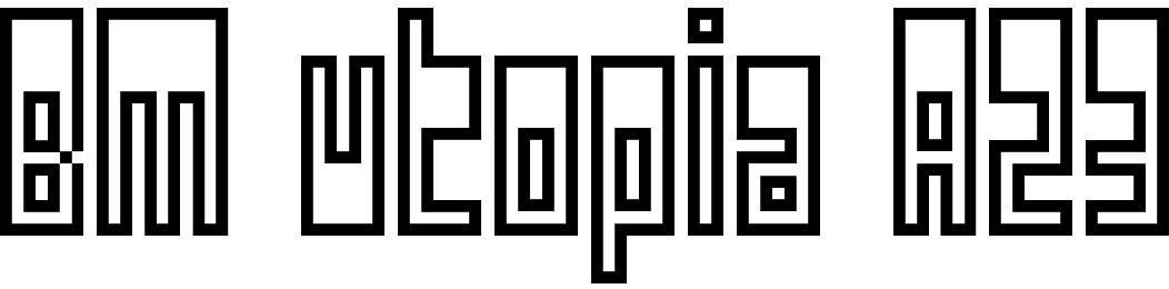 BM utopia A23