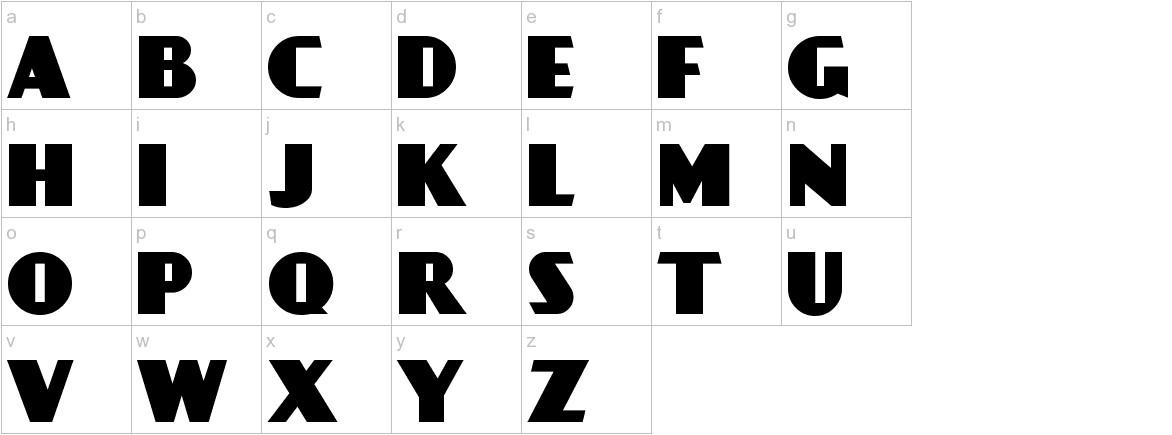 DayPosterBlack lowercase