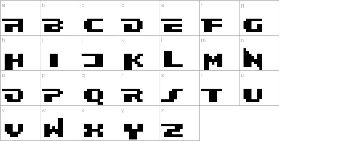 frankieghost lowercase