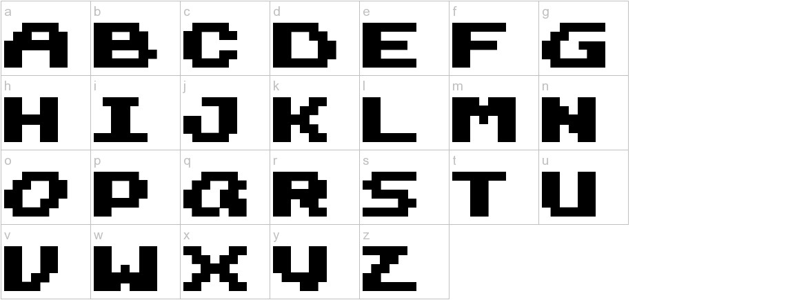 Harmonica lowercase