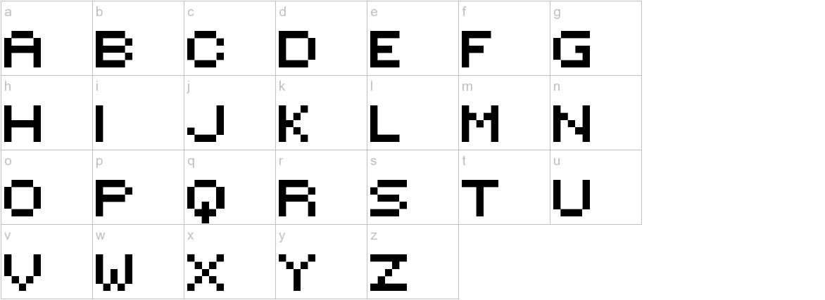 HILOGINCON lowercase
