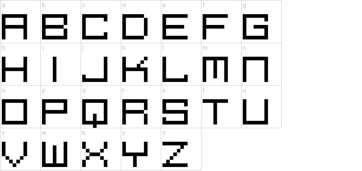 M39_SQUAREFUTURE lowercase