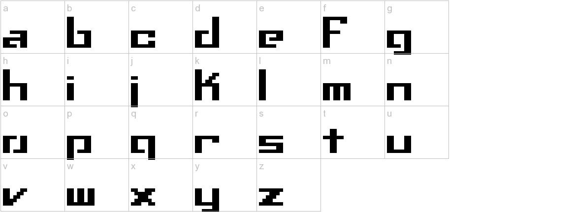 Setback TT -BRK- lowercase