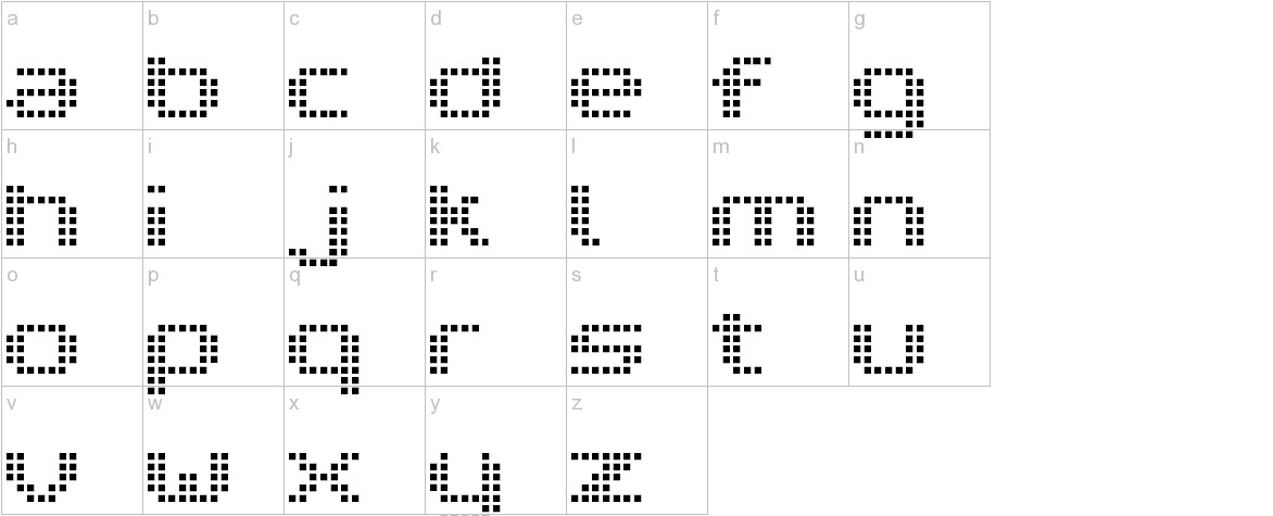 V5 Prophit Cell lowercase