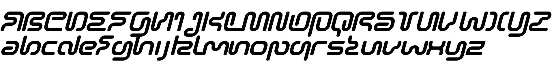 Sonic Empire Italic