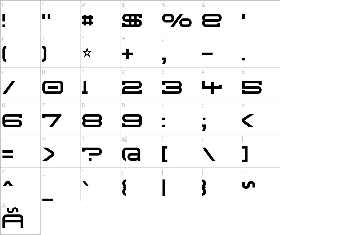 Troglodyte characters