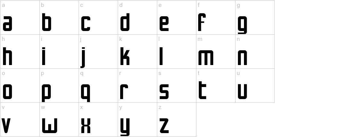 NuWave BV 2.0 lowercase