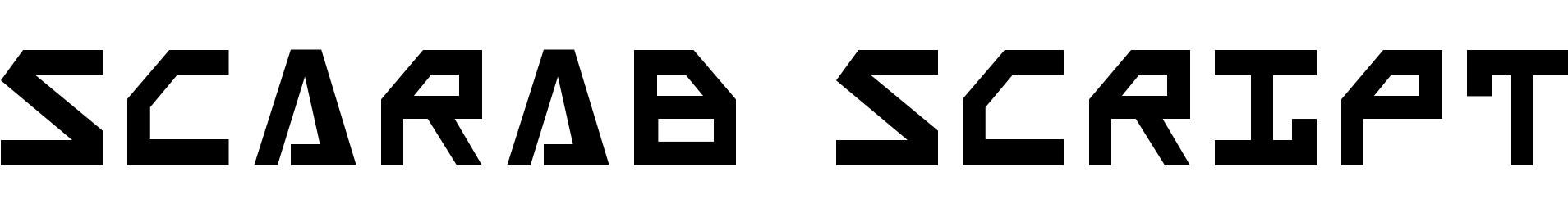 Scarab Script