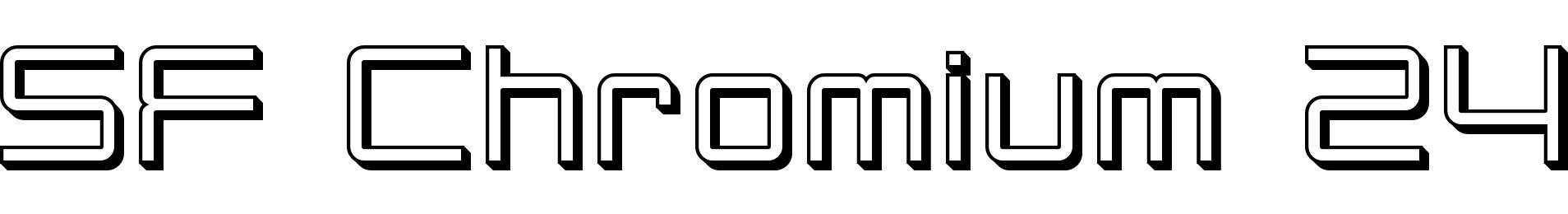 SF Chromium 24