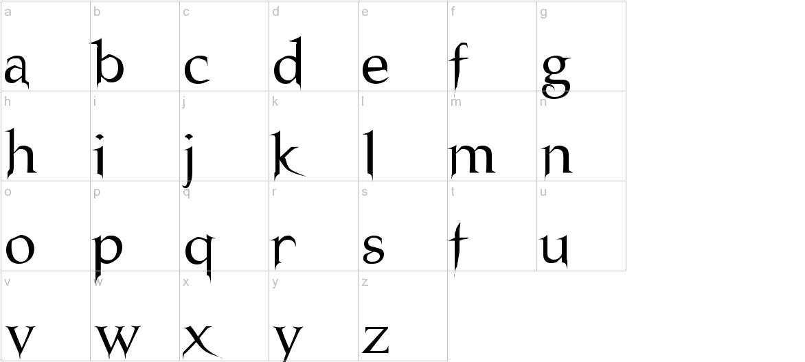 Nosferatu lowercase