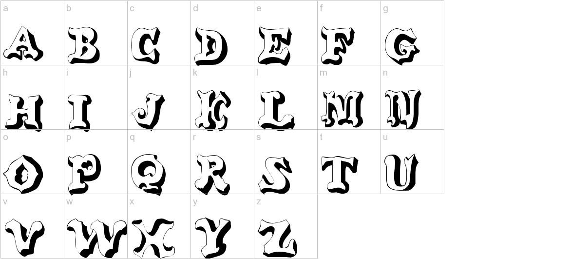 OxNard lowercase